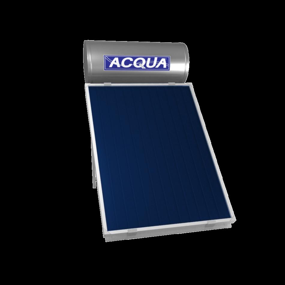 Ηλιακός Θερμοσίφωνας ACQUA QUALITY by Melpo AC-200L/2,5m² Επιλεκτικός