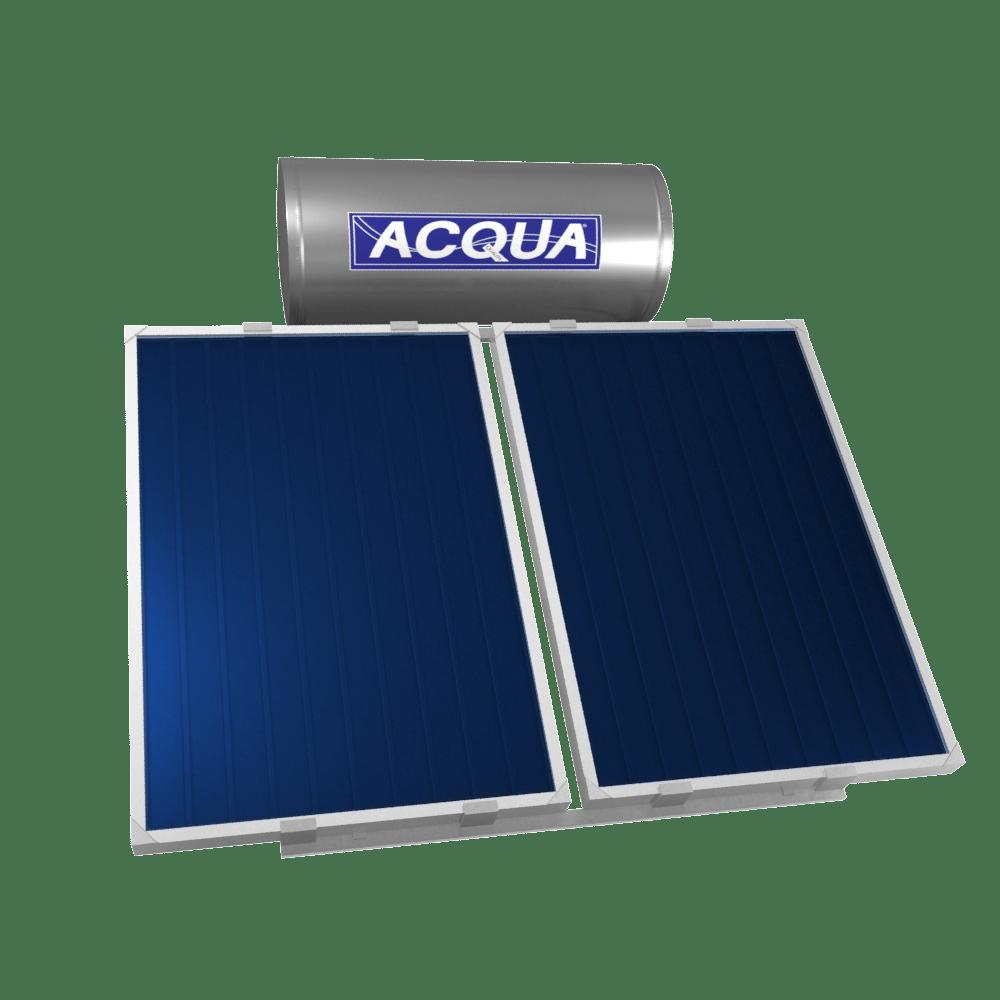 ACQUA QUALITY by Melpo AC160/3,0m² Ηλιακός Θερμοσίφωνας 160lt