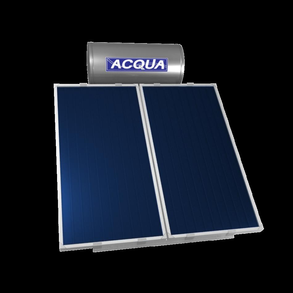 ACQUA QUALITY by Melpo AC200/4,0 m² Ηλιακός Θερμοσίφωνας 200lt