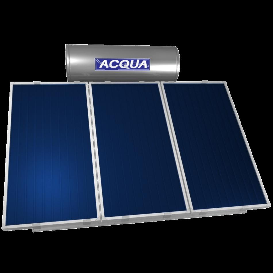 ACQUA QUALITY by Melpo AC230/4,6m² Ηλιακός Θερμοσίφωνας 230lt