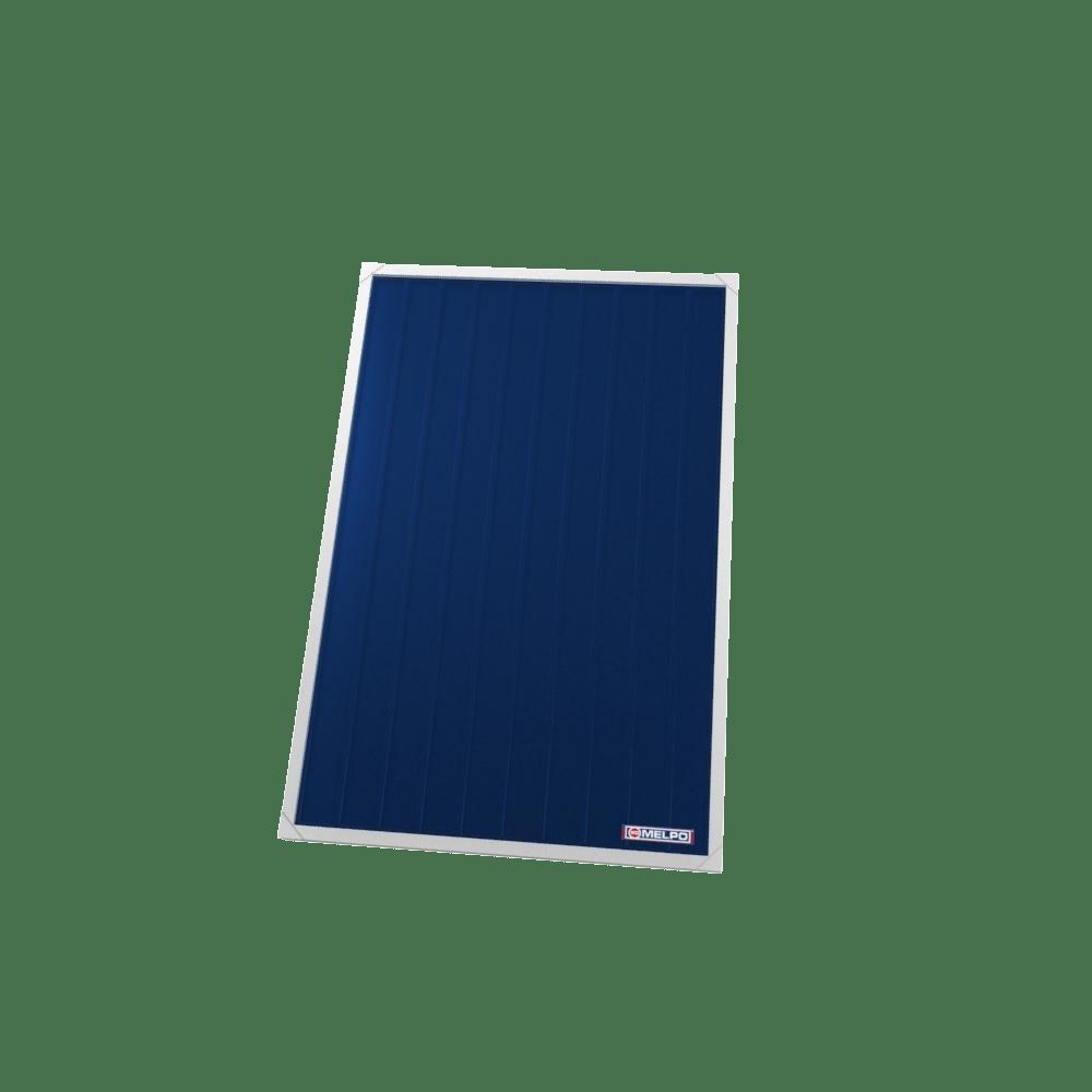 Συλλέκτης Ηλιακού Θερμοσίφωνα MELPO SOLAR MSC 1,00X1,50m Επιλεκτικός Τιτανίου