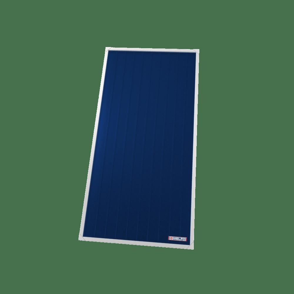 Συλλέκτης Ηλιακού Θερμοσίφωνα MELPO SOLAR MSC 1,00X2,00m Επιλεκτικός Τιτανίου