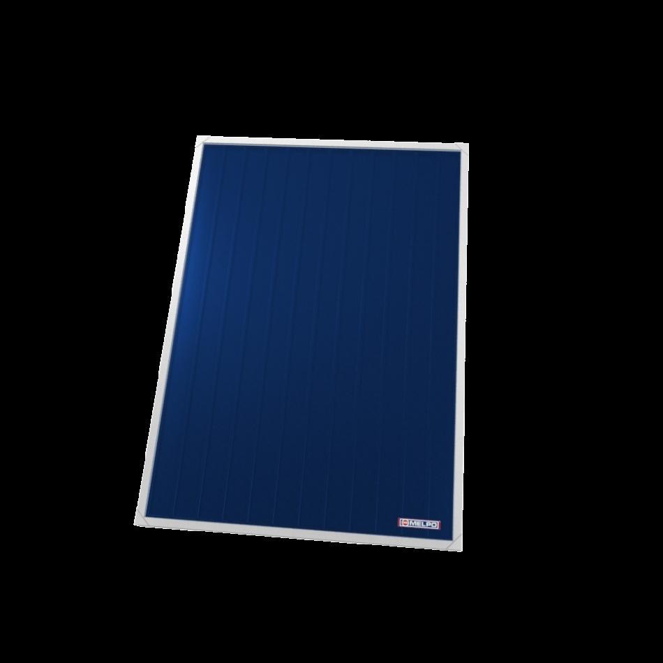 Συλλέκτης Ηλιακού Θερμοσίφωνα MELPO SOLAR MSC 1,25X1,75m Επιλεκτικός Τιτανίου