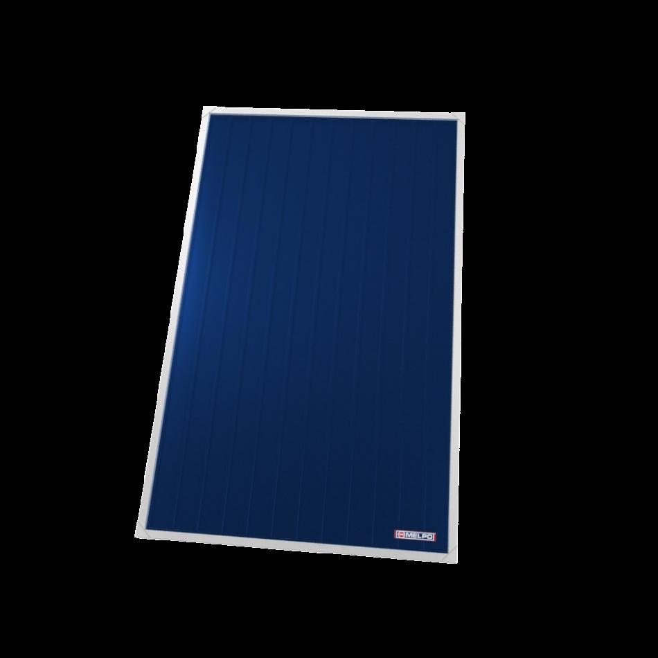 Συλλέκτης Ηλιακού Θερμοσίφωνα MELPO SOLAR MSC 1,25X2,00m Επιλεκτικός Τιτανίου