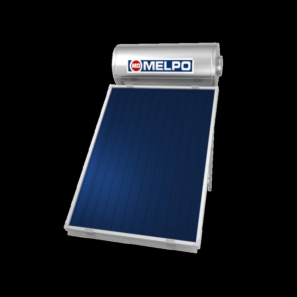 MELPO SOLAR INOX MSI160/2,3 ΑΝΟΞΕΙΔΩΤΟΣ 160lt