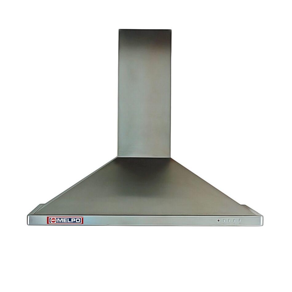 Απορροφητήρας Κουζίνας MELPO-ΜΚ Καμίνι OP60 Inox Ανοξείδωτος 60cm