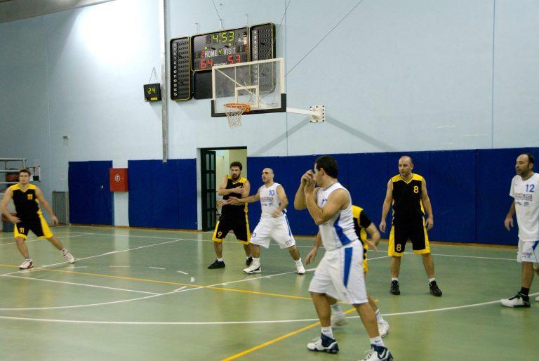 Melpo Basketball